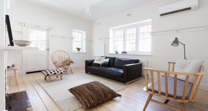 62393677 - renovated old and spacious apartment with beautiful scandi contemporary styling
